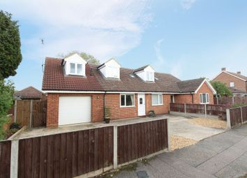 Thumbnail 4 bed semi-detached house for sale in Berry Drive, Bromham