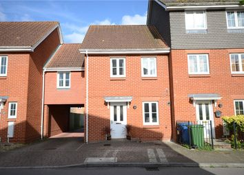 Thumbnail 3 bed terraced house for sale in Woodland Walk, Aldershot, Hampshire