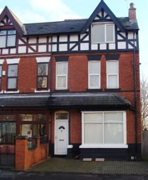 Thumbnail 1 bed flat to rent in Oval Road, Erdington, Birmingham