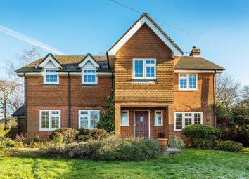 Thumbnail 4 bed detached house for sale in Westview Road, Warlingham, Surrey