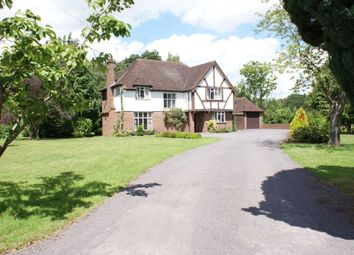 Thumbnail 3 bed property for sale in Church Lane, Bisley, Woking, Surrey