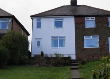 Thumbnail 3 bed semi-detached house to rent in Laceyfields Road, Heanor