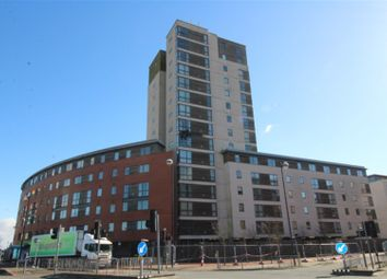 Thumbnail 1 bedroom flat for sale in Falcon Drive, Cardiff