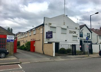 Thumbnail Industrial for sale in Waterloo Road, London