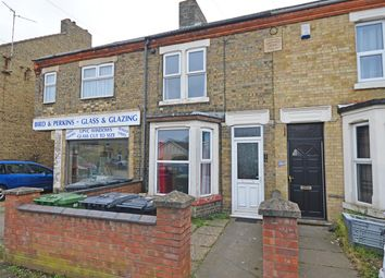 3 bed terraced house for sale in Oundle Road, Woodston, Peterborough PE2