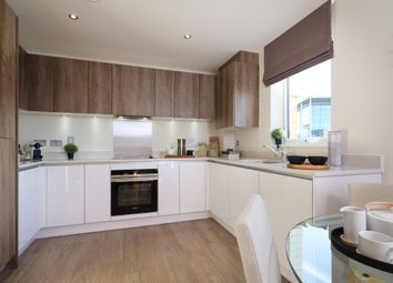 Thumbnail 2 bed flat for sale in Bleriot Gate, Station Road, Addlestone