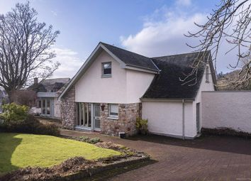 Thumbnail 4 bed detached house for sale in Blairforkie Drive, Bridge Of Allan, Stirling, Scotland