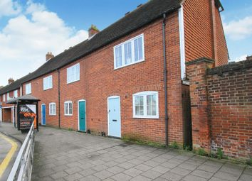 Thumbnail 2 bedroom terraced house for sale in Boleyn Court, Lower Chantry Lane, Canterbury