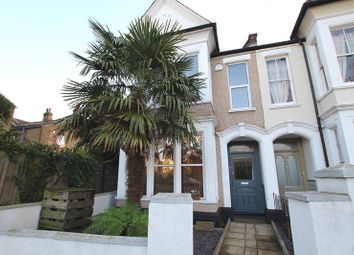 Thumbnail 4 bedroom end terrace house for sale in Cambridge Road, Southend-On-Sea