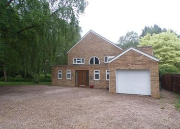 Thumbnail 5 bed detached house for sale in Southmeads Close, Oadby, Leicester