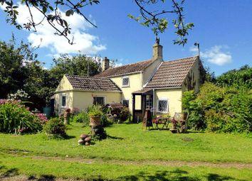 Thumbnail 2 bed cottage for sale in Green Road, Upwell, Norfolk