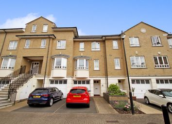 Thumbnail 3 bed town house to rent in May Bate Avenue, Kingston Upon Thames, Surrey