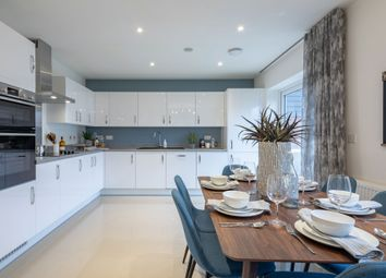 """Thumbnail 4 bed detached house for sale in """"The Hallam"""" at Church Lane, Wistaston, Crewe"""
