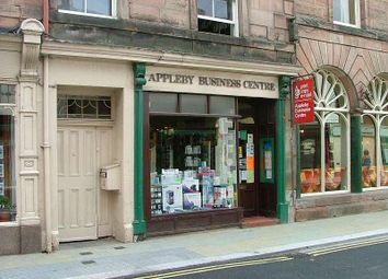 Thumbnail Retail premises for sale in Bridge Street, Appleby In Westmorland