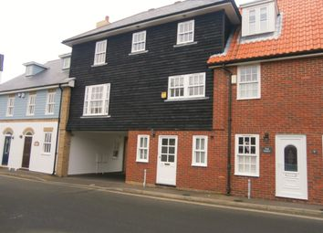 Thumbnail 3 bed town house to rent in Maritime Place, Bulwark Road, Deal