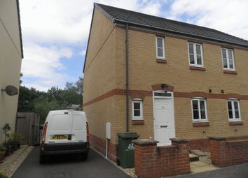 Thumbnail 2 bed semi-detached house to rent in Harlseywood, Bideford