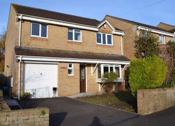 Thumbnail 4 bed detached house for sale in Woodview, Chilcompton, Radstock