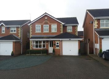 Thumbnail 4 bed detached house for sale in Ironstone Road, Chase Terrace, Burntwood