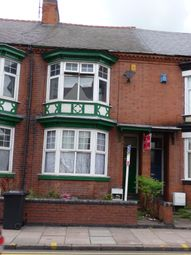 Thumbnail 3 bed flat to rent in Fosse Road South, Leicester