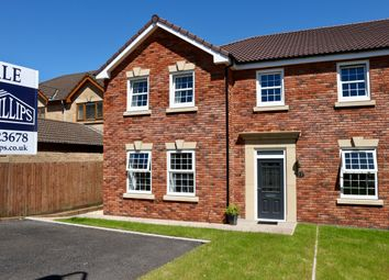 Thumbnail 4 bed semi-detached house for sale in Heol Corn Du, Merthyr Tydfil