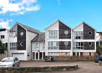 Thumbnail 2 bed flat for sale in Lescudjack Heights, Pendennis Place, Penzance, Cornwall