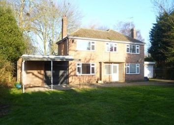 Thumbnail 5 bed detached house to rent in High Street, Gosberton