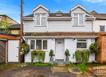 Thumbnail 2 bed terraced house for sale in Milton Road, Westcliff On-Sea, Essex