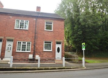 3 bed end terrace house to rent in Main Street, Shirebrook, Mansfield NG20