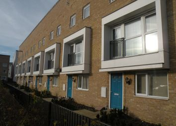 Thumbnail 6 bed terraced house to rent in Aviation Avenue, Hatfield