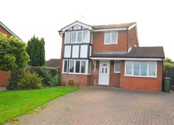 Thumbnail 5 bed detached house for sale in Squirrel Close, Narborough, Leicester