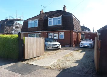 Thumbnail 2 bed semi-detached house for sale in Edinburgh Place, Broadwell, Coleford