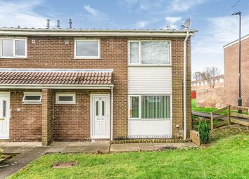 Thumbnail 3 bed terraced house for sale in Birkshaw Walk, West Denton, Newcastle Upon Tyne