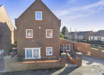 Thumbnail 3 bed detached house for sale in Shackleton Close, Whitby, North Yorkshire