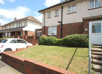 Thumbnail 3 bed semi-detached house for sale in Smith Road, Chatham, Kent