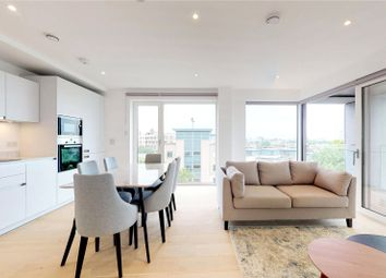 Thumbnail 2 bed flat to rent in Fitzgerald Court, London