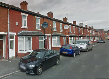 Thumbnail 2 bed terraced house to rent in Tyldesley Street, Moss Side, Manchester
