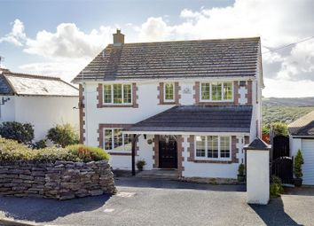 4 bed detached house for sale in Barbican Road, Looe PL13