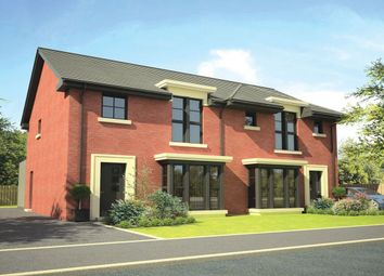 Thumbnail 3 bed semi-detached house for sale in Highgrove, Tudor Road, Carrickfergus
