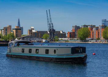 2 bed houseboat for sale in Bramley Fall Moorings, Pepper Street E14
