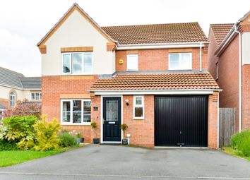 Thumbnail 4 bed detached house for sale in Salvia Way, Bedworth