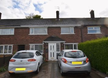 Thumbnail 3 bed terraced house for sale in Healey Road, Scunthorpe