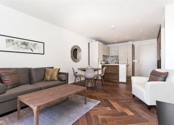 Thumbnail 2 bed terraced house to rent in Embassy Gardens, Ambassador Building, Nine Elms