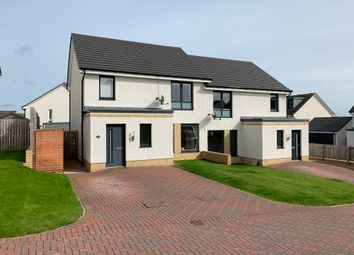 Thumbnail 3 bed semi-detached house for sale in Stornoway Drive, Inverness