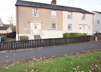 Thumbnail 4 bed semi-detached house for sale in Manor Drive, Airdrie