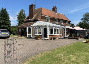 Thumbnail 3 bed semi-detached house for sale in Capel Hall Lane, Trimley St. Martin, Felixstowe