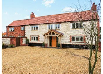 Thumbnail 4 bed detached house for sale in West End, Northwold, Thetford