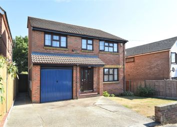 Thumbnail 4 bed detached house for sale in Phillimore Road, Southampton, Hampshire