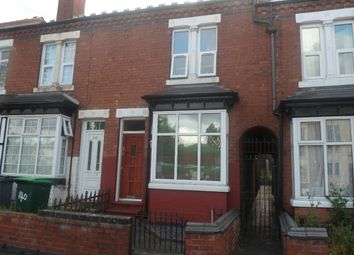 Thumbnail 3 bed terraced house to rent in Thimblemill Road, Bearwood, Smethwick