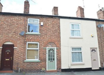 Thumbnail 2 bed terraced house to rent in Crompton Road, Macclesfield, Cheshire
