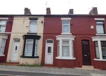 Thumbnail 2 bed terraced house for sale in Southgate Road, Stoneycroft, Liverpool
